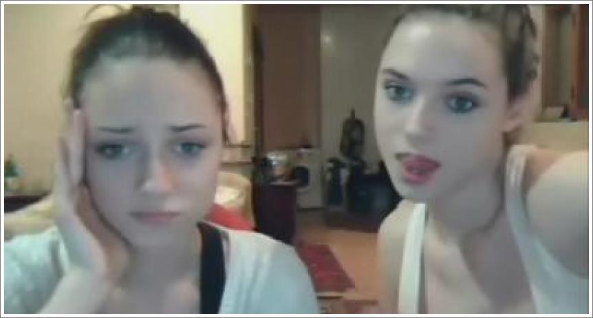 Dvije pozitivne djevojke