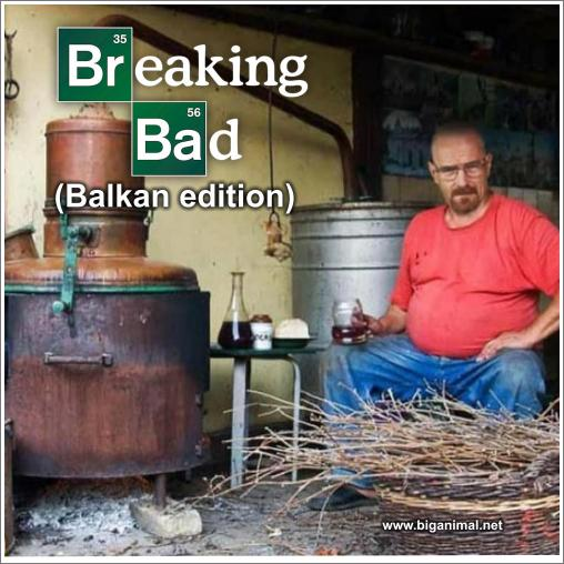 Breaking Bad Balkan edition