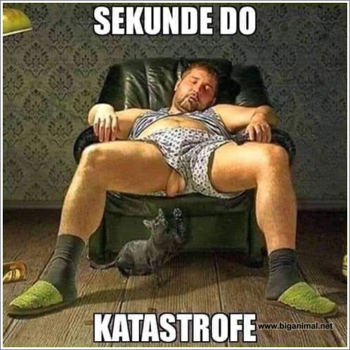 Sekunde do katasrofe