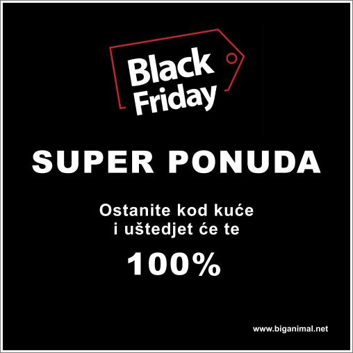 Black Fridey - Super ponuda