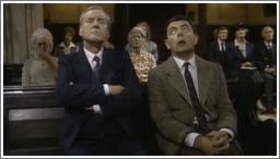 Mr Bean - Asleep in Church