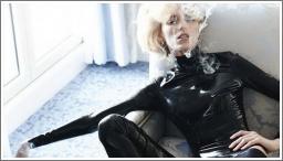 Anja Rubik – Vogue Germany