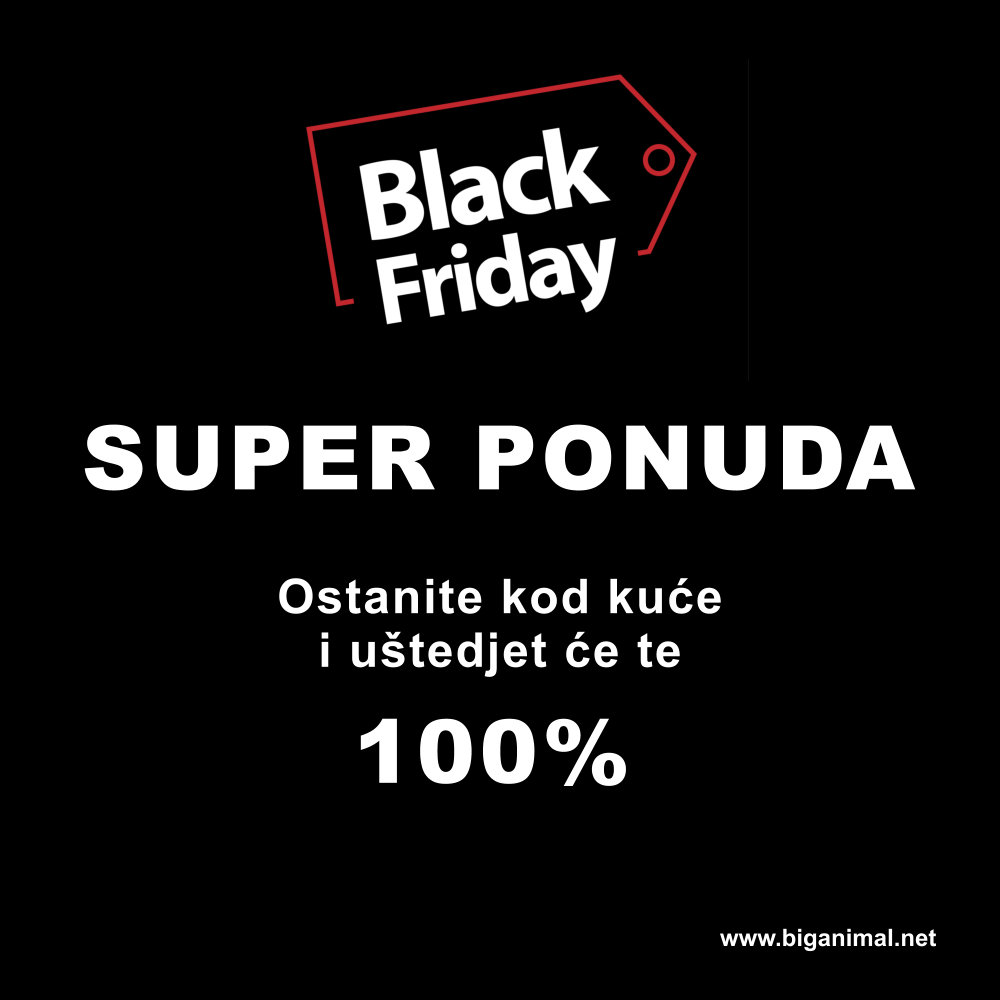 Black Fridey - Super ponuda