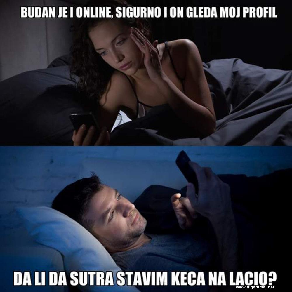 Čista romantika...