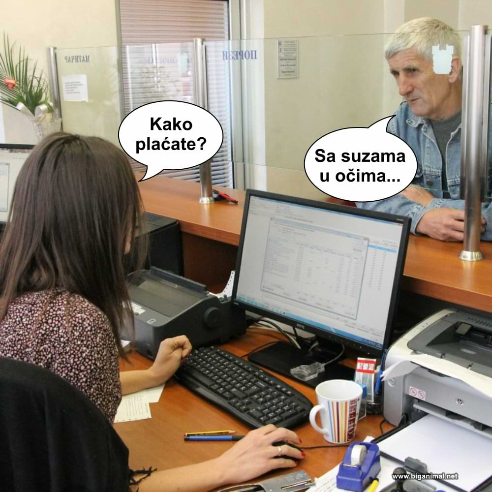 U poreznoj upravi