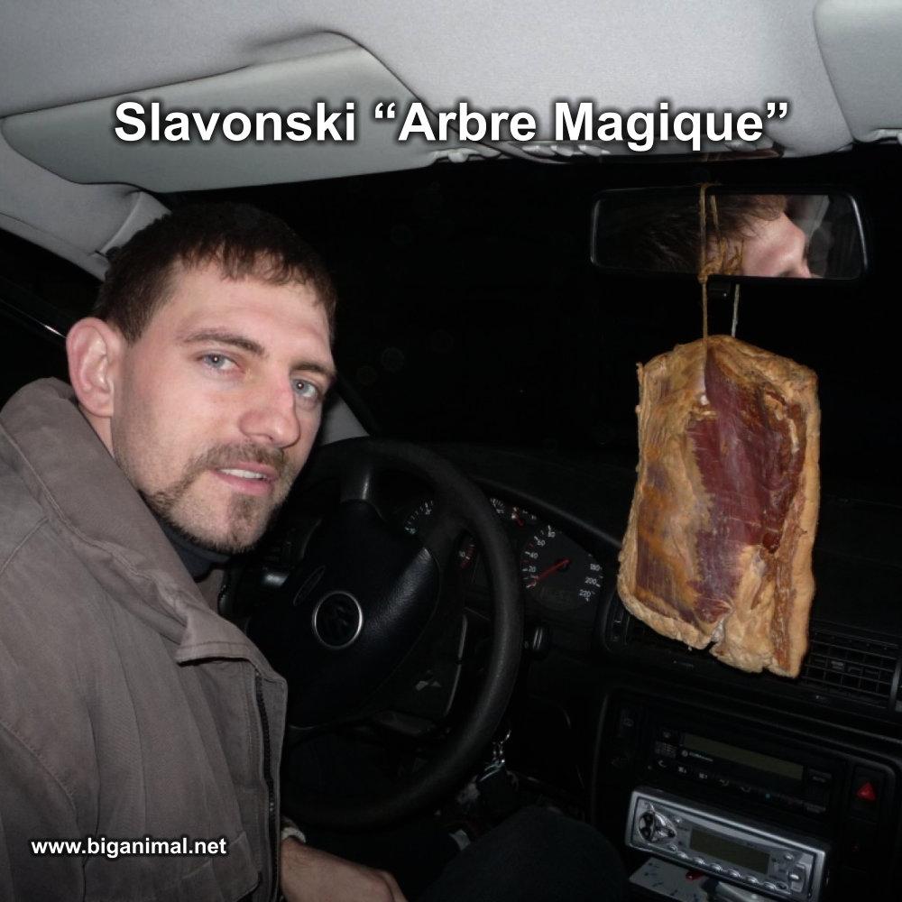 """Slavonski """"Arbre Magique"""""""