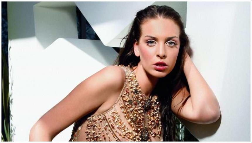 Ava Karabatić gola za Playboy