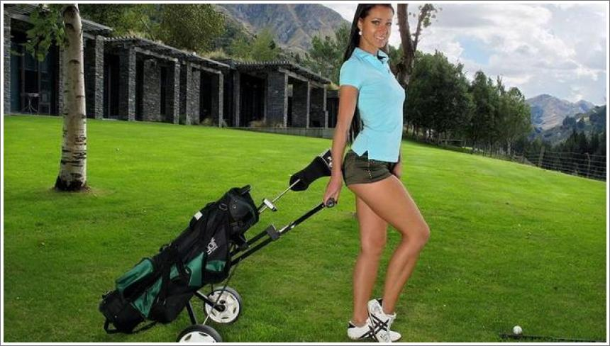 Palim se na golf