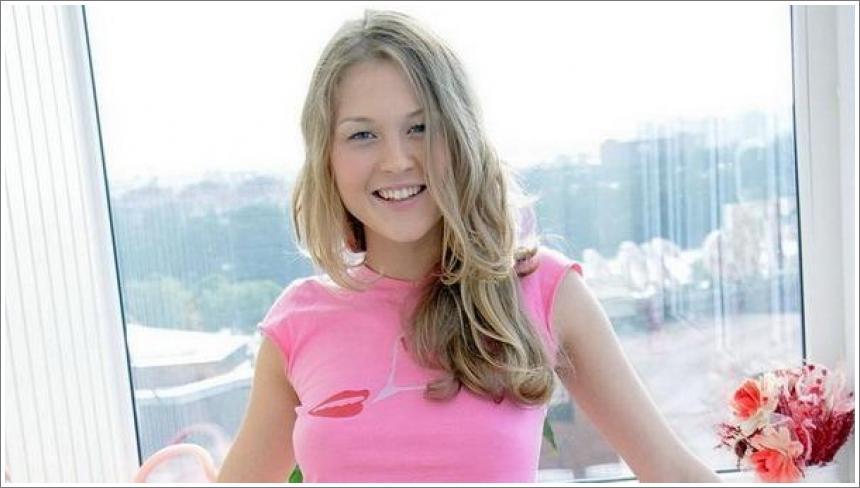 Darya na balkonu