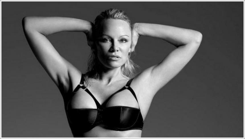 Pamela Anderson za Coco De Mer