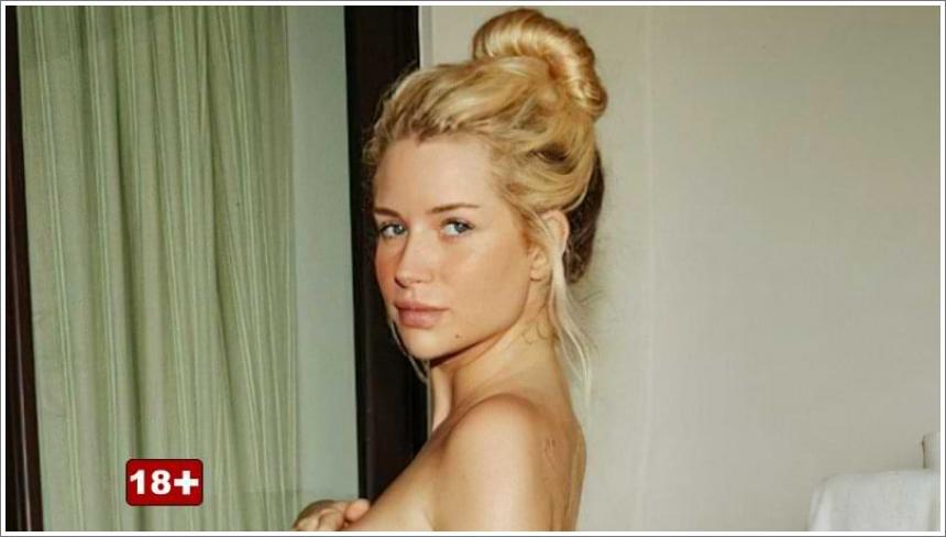 Lottie Moss privatne golišave slike