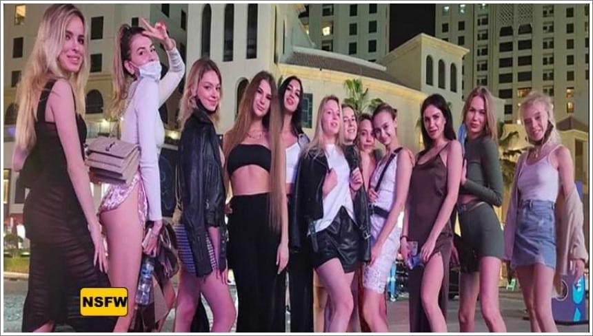 Dubai - policija uhitila grupu žena koje su gole pozirale na balkonu