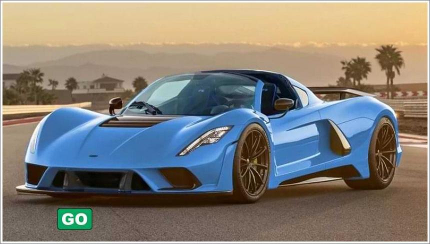 Najbrži automobili na svijetu za 2021. godinu