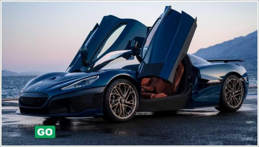 Rimac Nevera – najfascinantniji automobil današnjice stupio na scenu