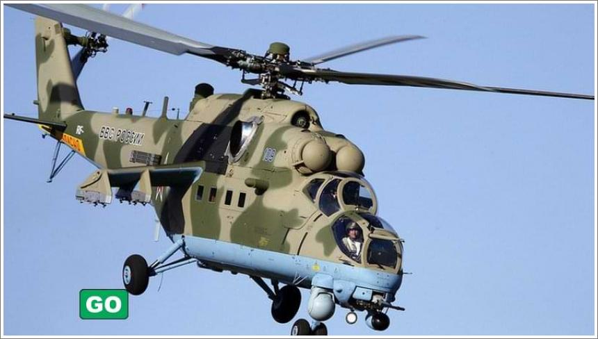 Najbolji jurišni helikopteri