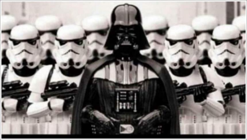 Pređi na tamnu stranu...