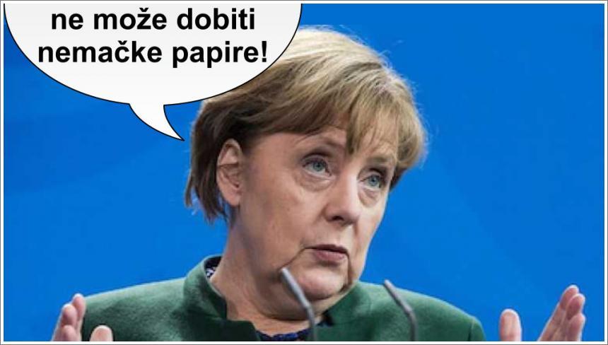 Kako dobiti Nemačke papire