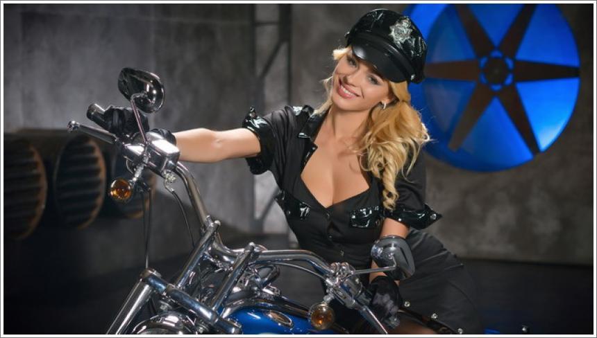 Born to ride (30 HQ fotografija)