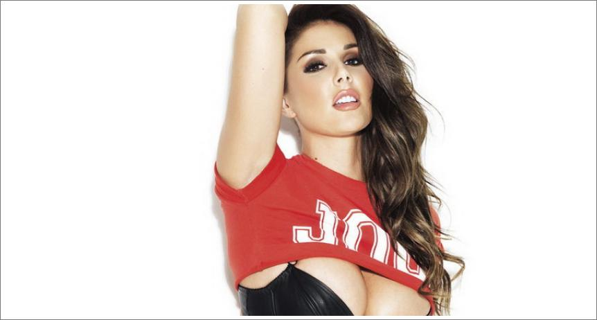 Lucy Pinder – Nuts Magazin