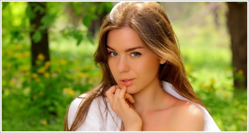 Anastasia u šumici