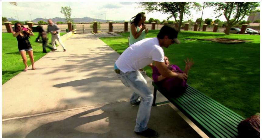 Criss Angel odvaja dijelove tijela