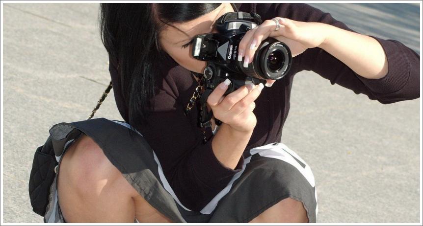 Fotografi u suknjama