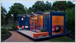 Gostinjska kuća kontejner