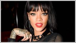 Rihanna - Balmain Afterparty