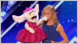 12-godišnja djevojčica ventrilokvista Darcy Lynne
