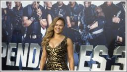 Ronda Rousey gola za ESPN magazin