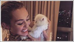 Miley Cyrus - privatne fotografije