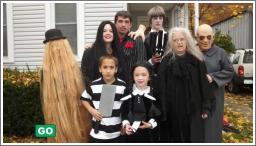 Kreativni kostimi za Noć vještica