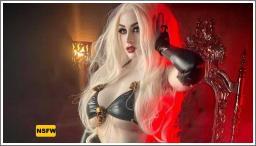 Seksi cosplay №8