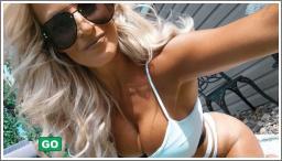 Seksi djevojke sa sunčanim naočalama №2