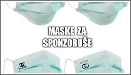 Maske za sponzoruše