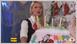 Novogodišnja torta
