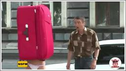 Molim Vas, pričuvajte mi kofer