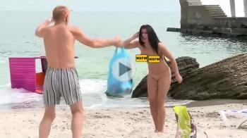 Kabina za presvlačenje na plaži