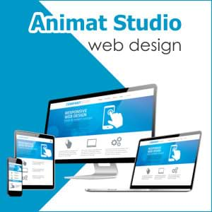 Animat Studio - web design & web promotion